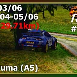 Rally Championship - Campeonato #13 - Ford Puma - Rali Escocês RSAC (PT)