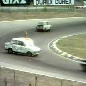 Backward races on Zandvoort :) LOL