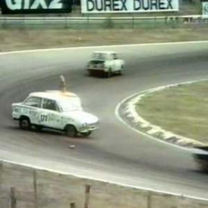 Backward races on Zandvoort :) LOL