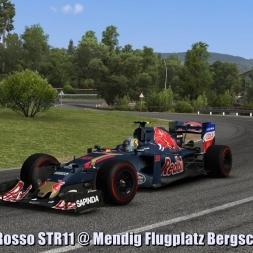 Toro Rosso STR11 @ Mendig Flugplatz Bergschleife - Automobilista 60FPS