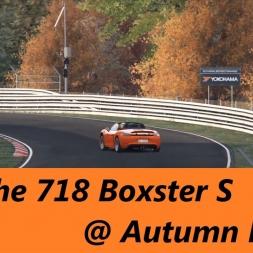 Let's Play - Assetto Corsa (1.10.2) - Porsche Boxster S @ Autumn Nords