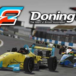 rFactor 2 | Singleplayer | 2016 USF2000 Series @ Donington Park National
