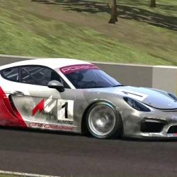 AC • Porsche Cayman GT4 Clubsport @ Bathurst Panorama | E3S