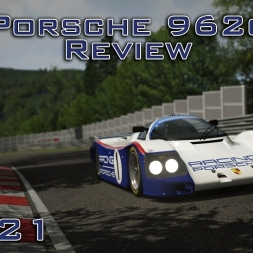 Assetto Corsa Gameplay | Porsche 962c  Review | Episode 121