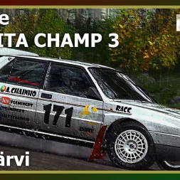 Dirt Rally - League - DIRT ITA CHAMP 3 - Kailajärvi