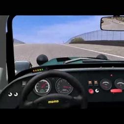 AMS - Laguna Seca - RD Caterham Clubrace - Fastest lap