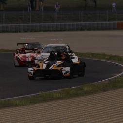 Assetto Corsa KTM X Bow GT4@Barcelona Pré Grand Prix