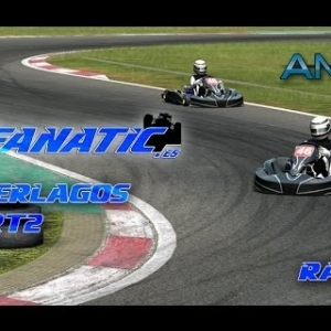 Automobilista Kart 125 Shifter InterlagosKart2 Race 2