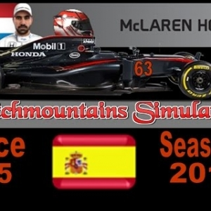 F1 2016 Career Season 4 Spain