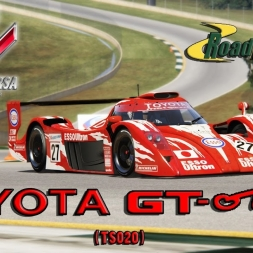 Assetto Corsa * Toyota GT One TS020 [mod + download]