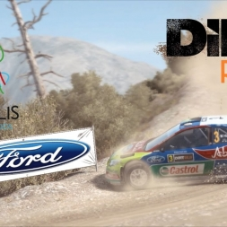 Dirt Rally Ford Focus | Greece