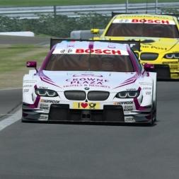 VSR DTM   RaceRoom    R6 Nürburgring   Balazs Toldi OnBoard