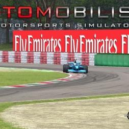 Automobilista | Formula V10 @Monza