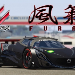 Assetto Corsa * Mazda Furai [mod + download]