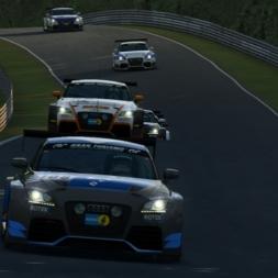 Raceroom Audi TTRS VLN Nordschleife with Racedepartment