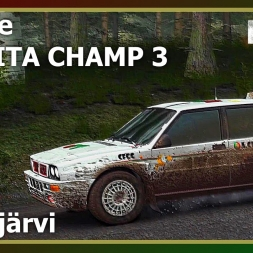 Dirt Rally - League - DIRT ITA CHAMP 3 - Naarajärvi