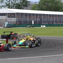 Automobilista Formula 3@Montreal Pré Grand Prix