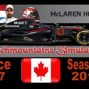 F1 2016 Career Season 4 Canada