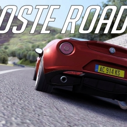 Coste:  An excellent road track for Assetto Corsa
