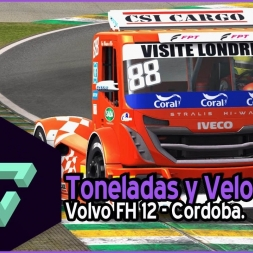 FORMULA TRUCK 2013 | VOLVO FH12 | CORDOBA - ARGENTINA | GAMEPLAY ESPAÑOL HD.