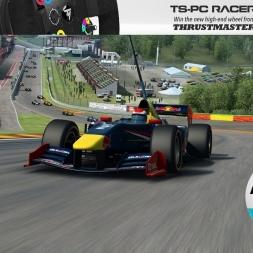 RaceRoom Fr2 @ Spa - Thrustmaster TS-PC Racer