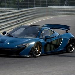 Assetto Corsa | McLaren P1 | Nordschleife BTG | 6:12.308