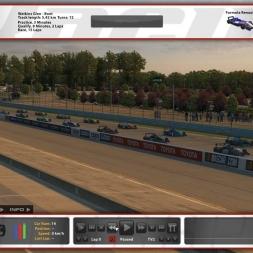 iRacing  Formule R2.0 Watkins Glen S1 wk1 2017