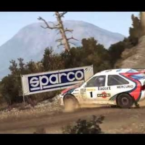 Dirt Rally PC: Test for RDRC Season 8 - Escort Cosworth Gr.A- Greece