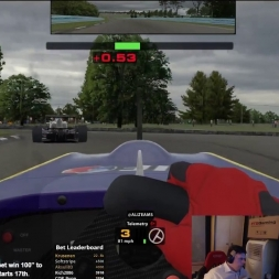 iRacing AOR Formula Renault 2.0 Championship onboard with Commentary  - Round 1 - Watkins Glen