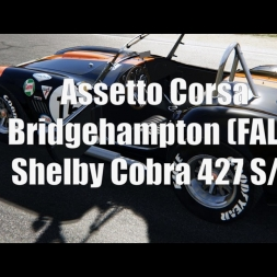 Assetto Corsa - Bridgehampton (Fall) -  Shelby Cobra 427 S/C