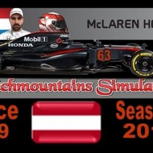 F1 2016 Career Season 4 Austria