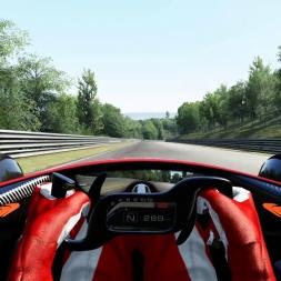 Assetto Corsa Hotlap @Nordschleife Tourist - Ferrari F1 Concept