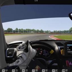 Assetto Corsa Online Race @Silverstone - Porsche Cayman GT4 Clubsport