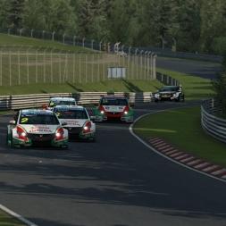 Raceroom WTCC 2014 Nordschleife with Racedepartment