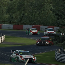 Raceroom WTCC 2014 Nordschleife with Racedepartment Race 2