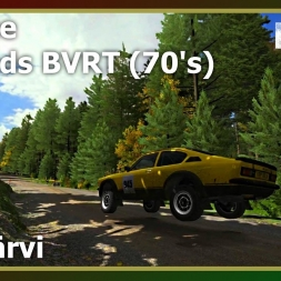 Dirt Rally - League - Legends BVRT (70's) - Kotajärvi