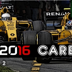 F1 2016 Career - S2R19: Mexico - A Race To Forget