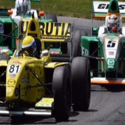 iRacing Formula Renault 2.0 at Road America - Frustration