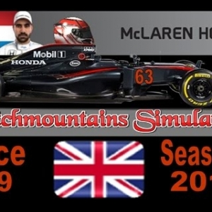 F1 2016 Career Season 4 England
