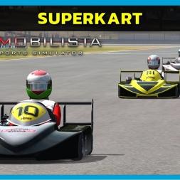 Automobilista - Super Kart at Queensland Raceway (PT-BR)