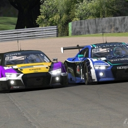 iRacing: How to side by side racing!