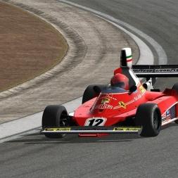 Automobilista: Formula 1 1975 - Niki Lauda Ferrari 312T @ Kyalami (Johannesburg Historic) - W.I.P.