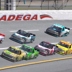 iRacing My Turn Racing Round 1 at Talladega