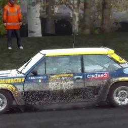 "Dirt Rally-Redeeming myself ""FIAT 131Abarth"""