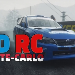 DiRT Rally - Monte Carlo Madness!
