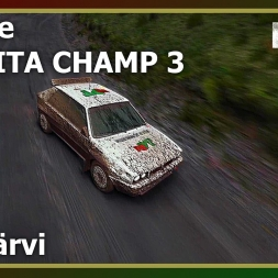 Dirt Rally - League - DIRT ITA CHAMP 3 - Kailajärvi