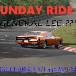"Asseto Corsa-""SUNDAY RIDE"" with Dodge Charger R/T 440 Magnum"