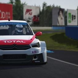 Shanghai Tianma Circuit - AssettoCorsa - C-Elysée WTCC