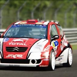 """Citroen C2 Kit Car vs Nordschleife 7´43"""" 291"""