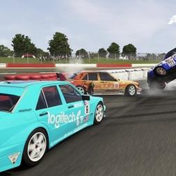 PTG DTCC Round 3 at Silverstone | Forza Motorsport 6